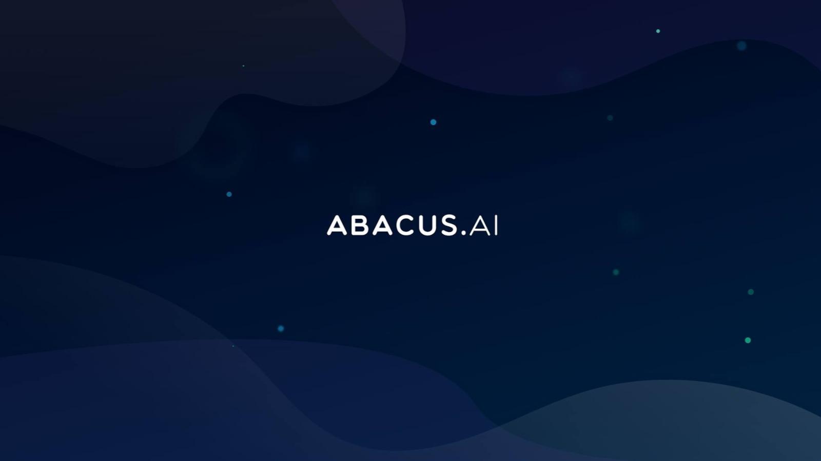 最先端のディープラーニングシステムで企業のAI戦略をサポートするAbacus.AI