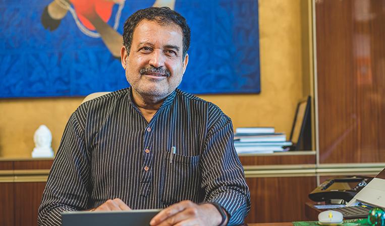 【インフォシス元CFOインタビュー】インド社会の繁栄のため、スタートアップエコシステムに投資する