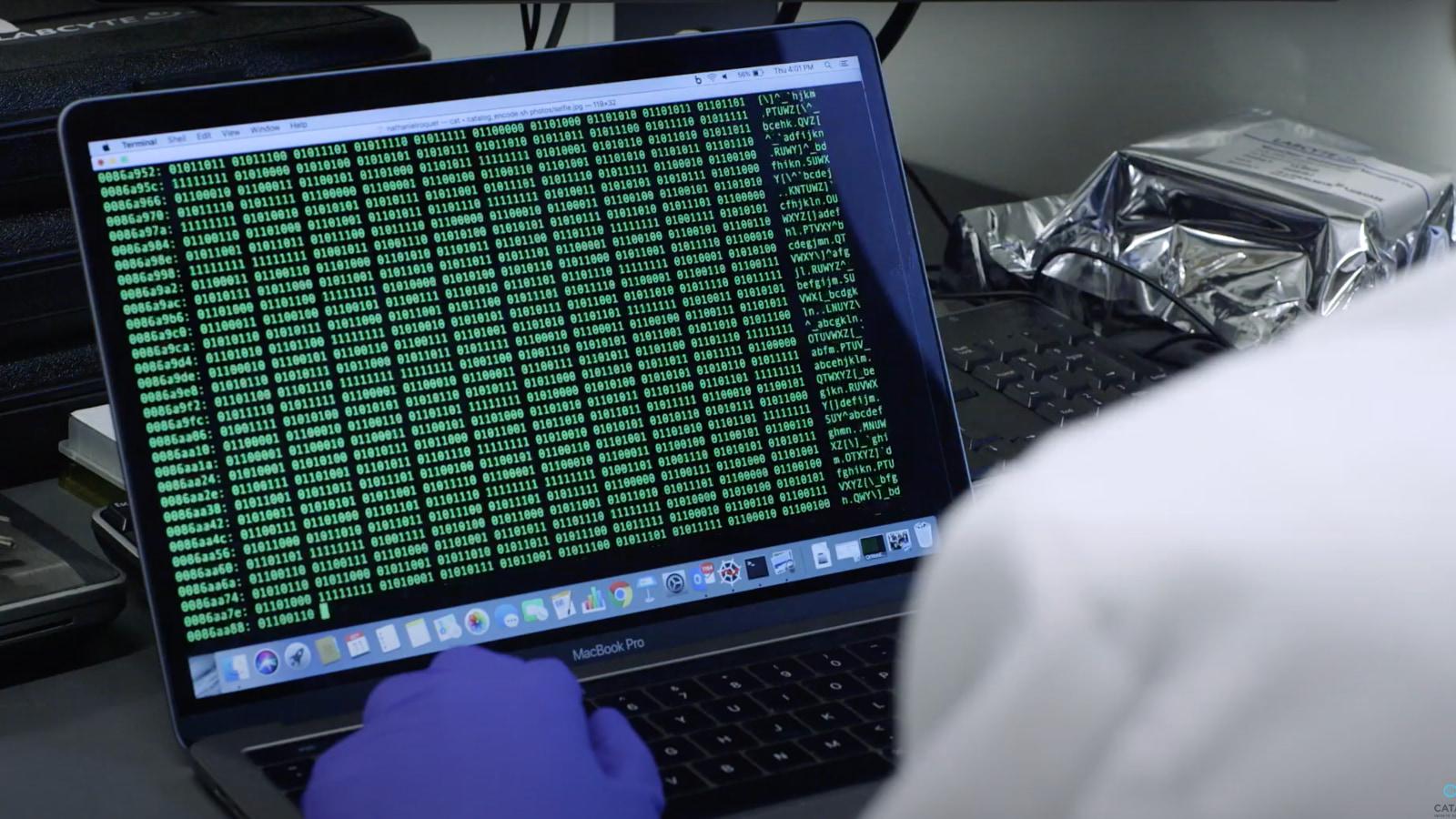次世代のデータ保存媒体は「DNA」。商用化を目指すDNAストレージ技術CATALOGの野望