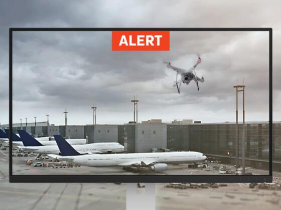 不正侵入ドローンの脅威から空域を守るDedrone。欧米の政府施設や刑務所で利用増加