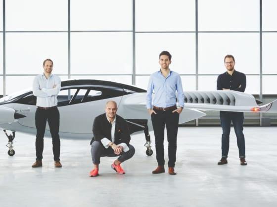 【ユニコーン】ドイツ発、空飛ぶタクシーを開発するLilium。2025年の実用化を目指す