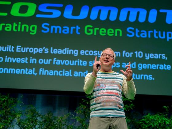 【エコサミットCEO】欧州が牽引するグリーンテック、日本企業の連携可能性は?
