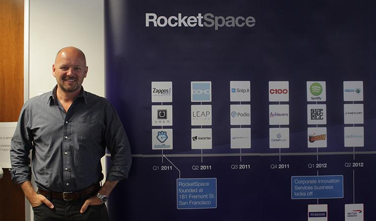 【動画】シリコンバレーのオープンイノベーション施設「RocketSpace」