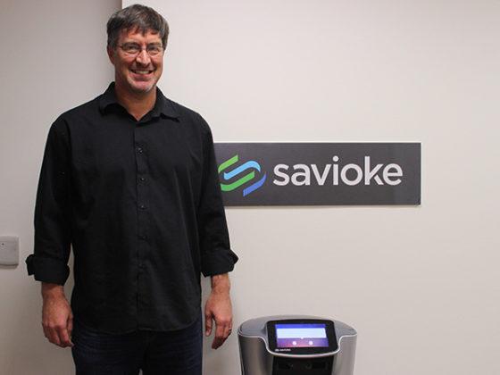 【動画】エレベーターも乗りこなす、自律走行型の配達ロボットスタートアップ「Savioke」
