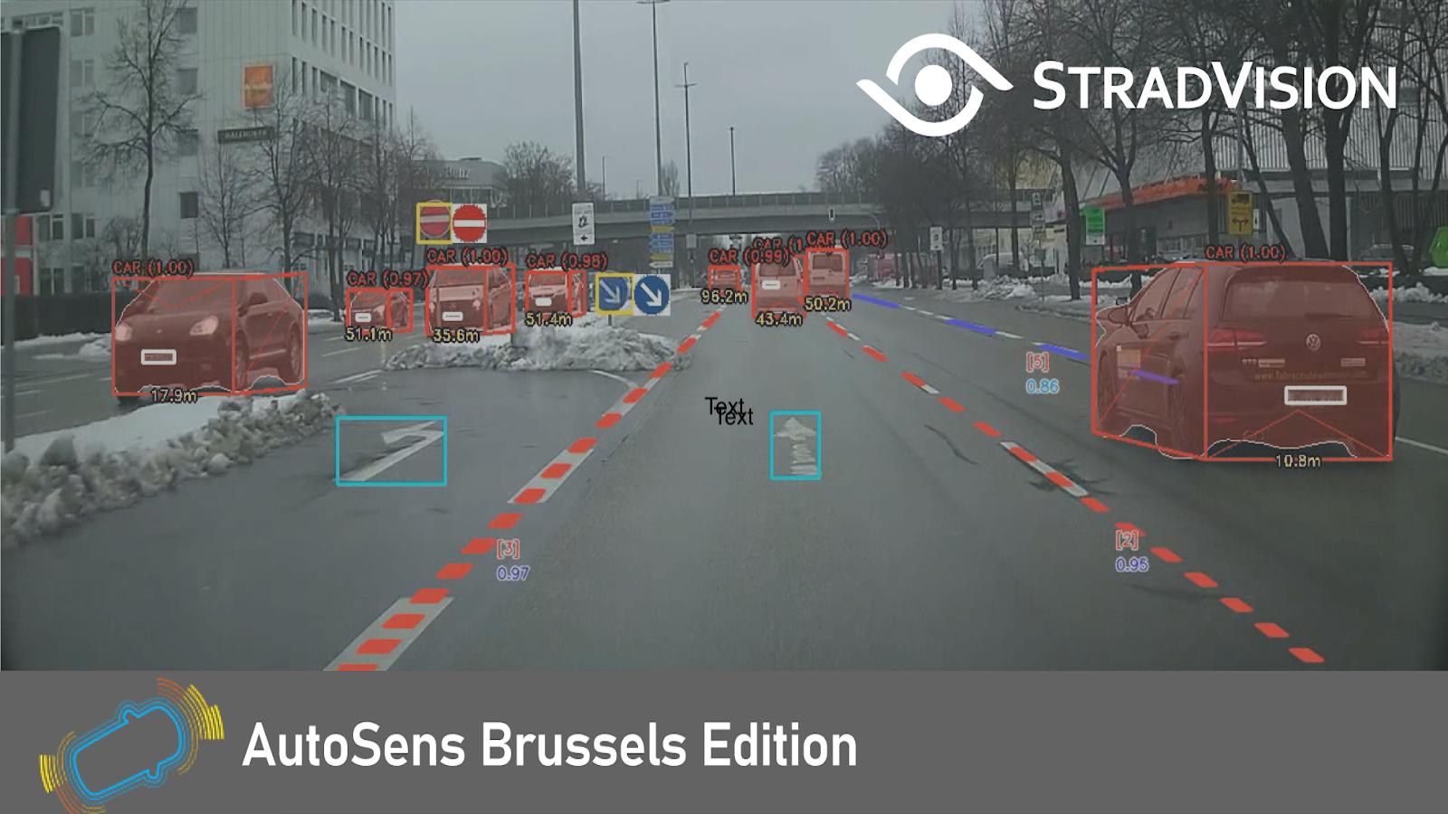 ディープラーニングによる高性能認識カメラで自動運転車の未来を担うStradVision
