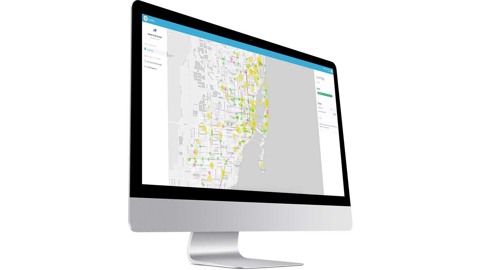 米国60都市で導入。都市交通の到着時間を予測するSwiftly