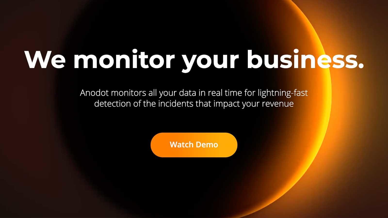 ビジネスをリアルタイムで監視し問題の根本原因を突き止める自律型モニタリングシステムAnodot