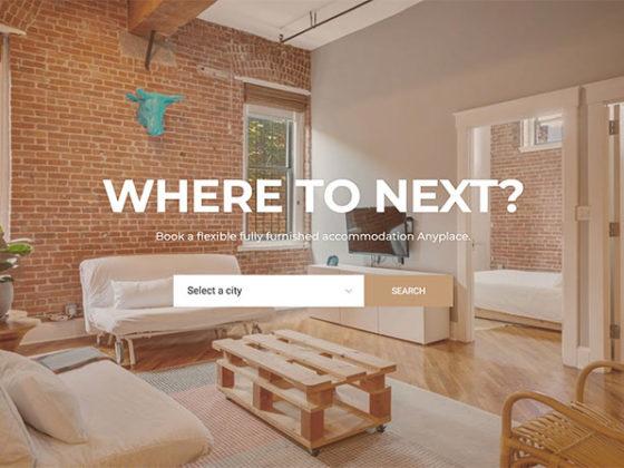 ワークスタイル、ライフスタイルの変化に対応し変革を起こす賃貸住宅システムAnyplace