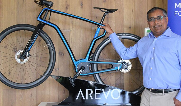 新素材を用いた3Dプリンティング技術を持つArevo