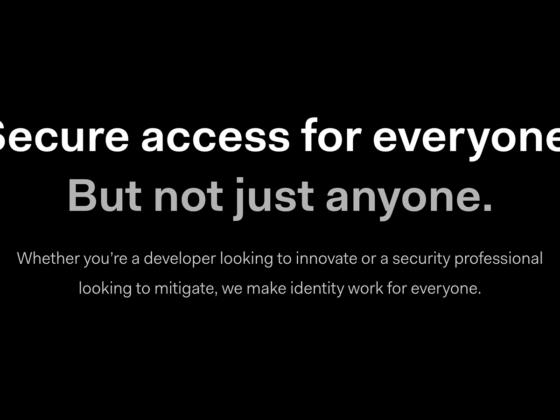 ログインを安全かつシンプルにするAuth0