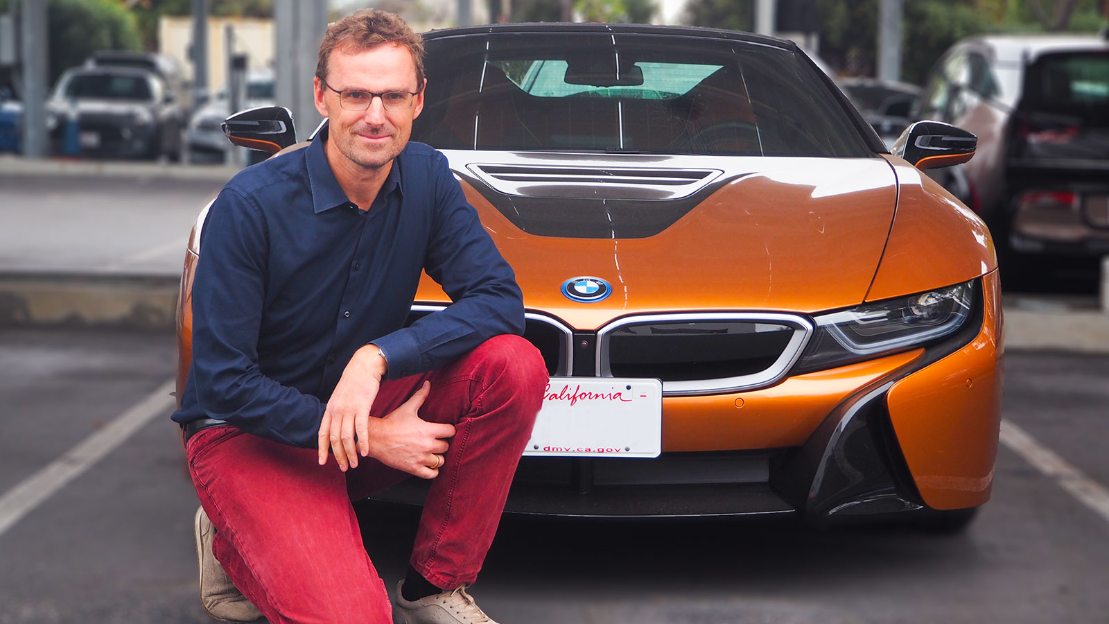 【BMW】世界的自動車メーカーが明かす、シリコンバレー投資戦略