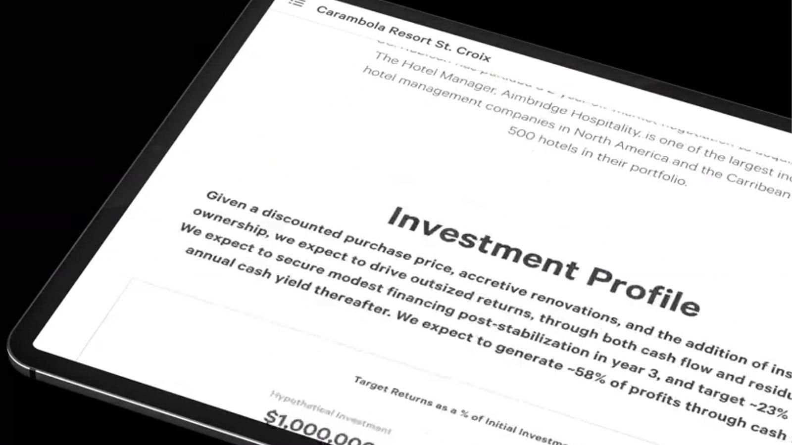 不動産投資に流動性と透明性を。選び抜かれた投資物件の取引プラットフォームCadre