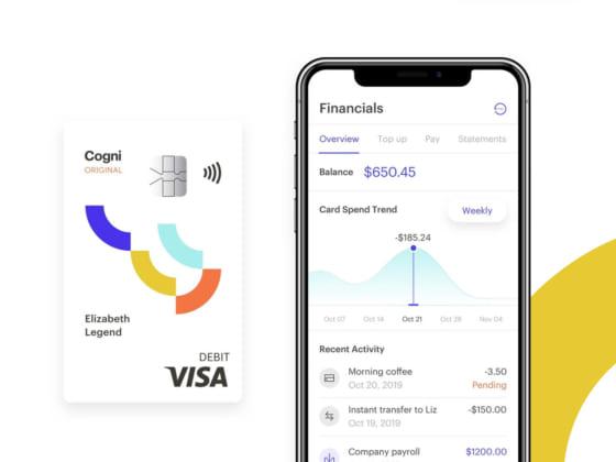 ニューヨーク発の次世代型デジタル銀行Cogni