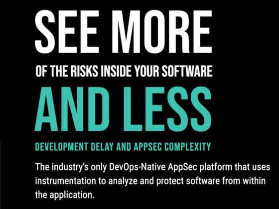 企業ソフトウェアを外部攻撃から保護するContrast Security