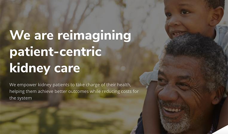 腎臓疾患に悩む患者のため「心身の健康」をサポートするCricket Health