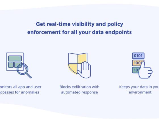 使いやすさを追求したデータセキュリティサービスのCyral