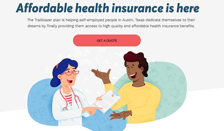 個人事業主にもリーズナブルな健康保険Decent