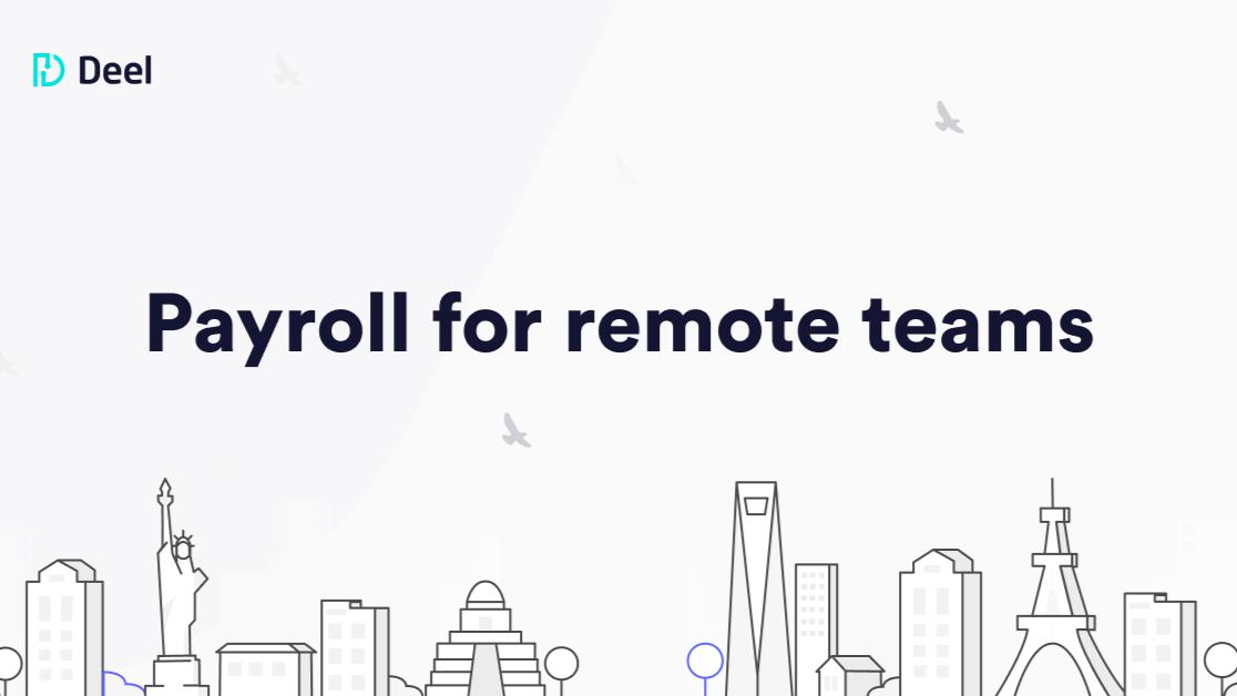 世界各地のリモートワーカーの報酬支払いを自動化するDeel