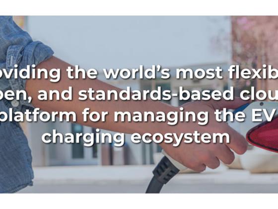 誰もが充電サービスの提供を可能とするEV Connect