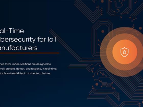IoTメーカー向けのサイバーセキュリティを提供するFiredome