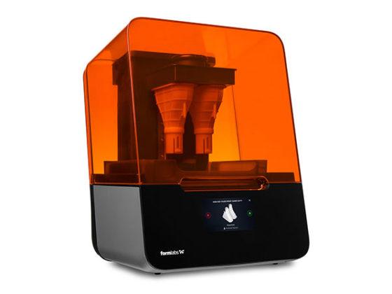 「手軽な3Dプリンターを世界に」Formlabs