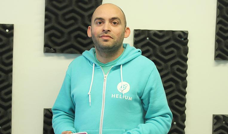 ワイヤレスネットワークプラットフォームで企業のIoT導入を支える「Helium」