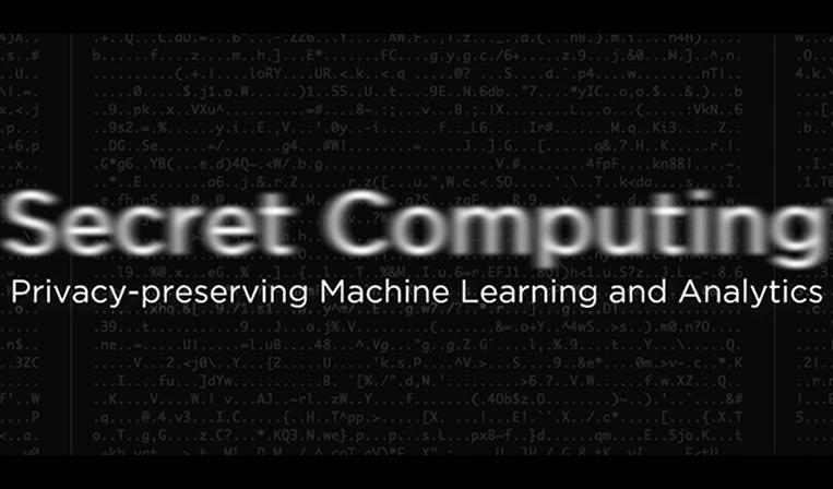 データを隠したまま活用。個人情報を守った状態でAI分析できるInpher。
