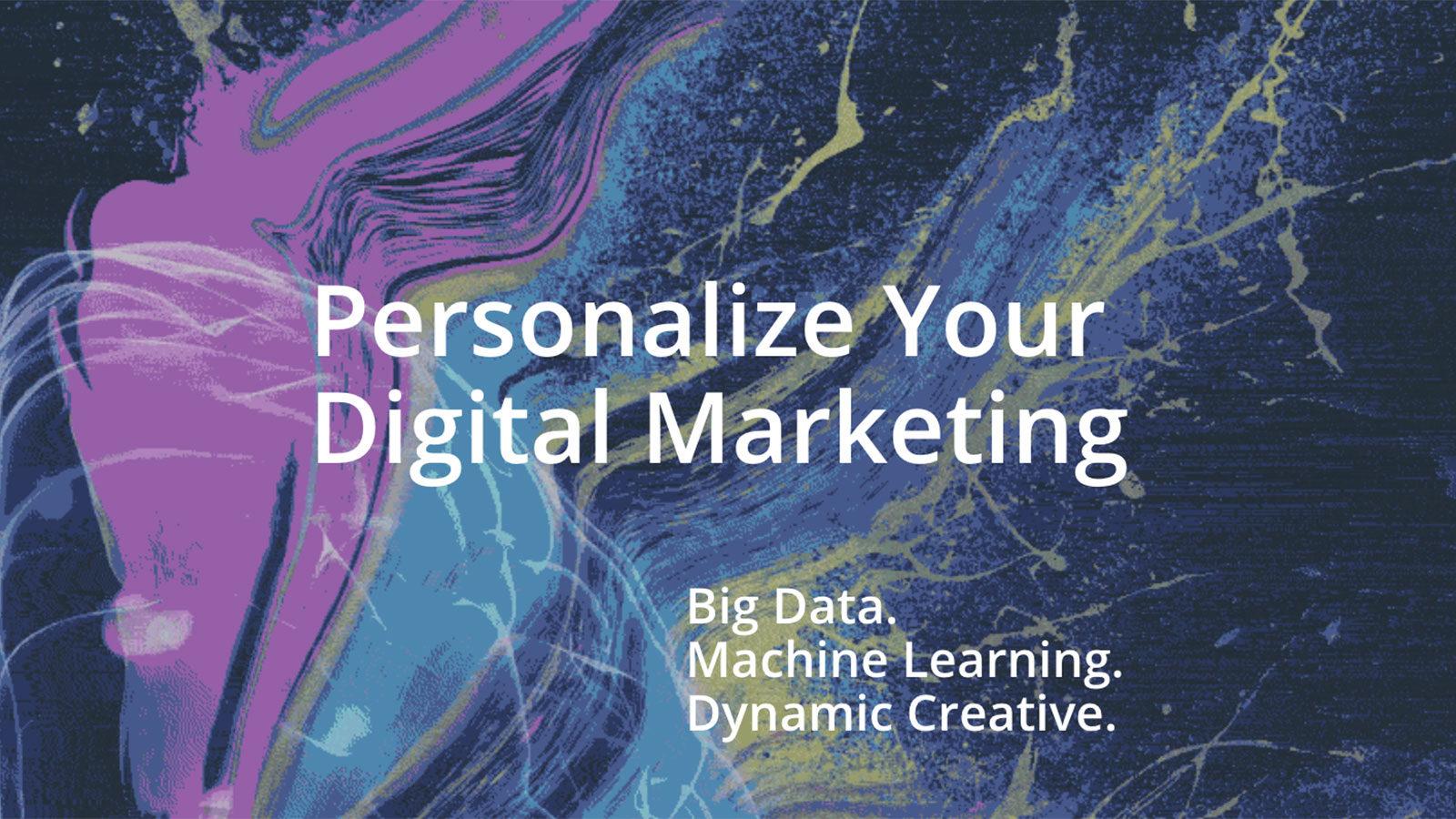 AIでデジタルマーケティングを個人最適化するJivox