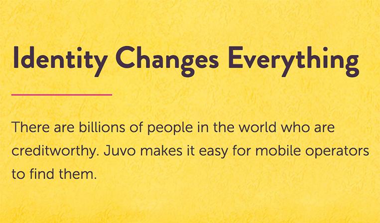 銀行口座を持たない貧困層にマイクロファイナンスを提供するJuvo