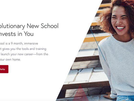 仕事を得るためのオンライン教育Lambda School
