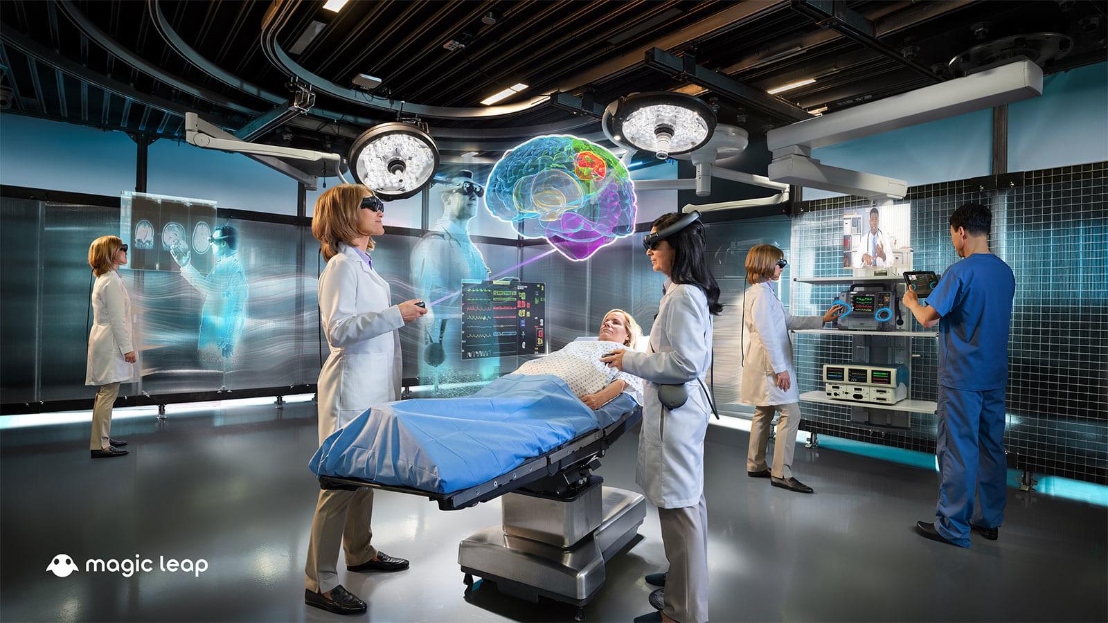 現実空間にデジタルを融合。空間コンピューティングのMagic Leap