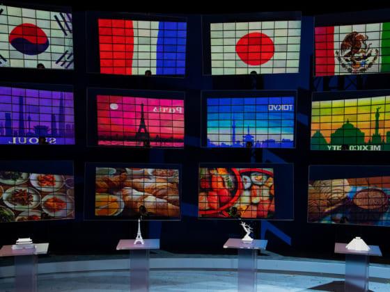 1つのディスプレイで複数の映像を異なる人に同時に見せることができるMisapplied Sciences