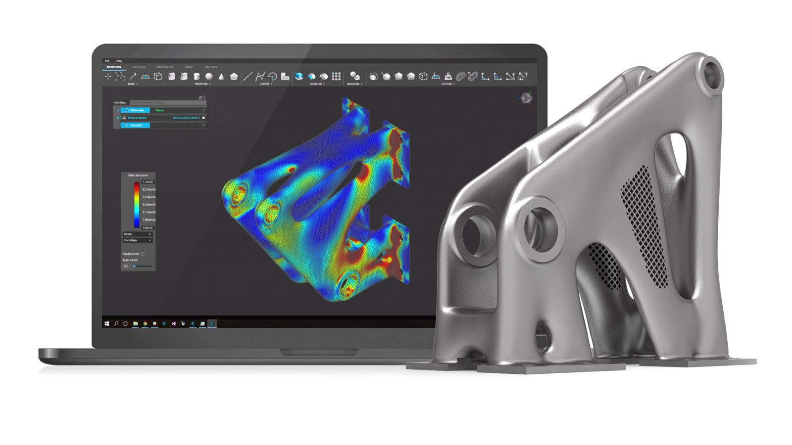 デジタル製造に使える、次世代エンジニアリングソフトウェアnTopology