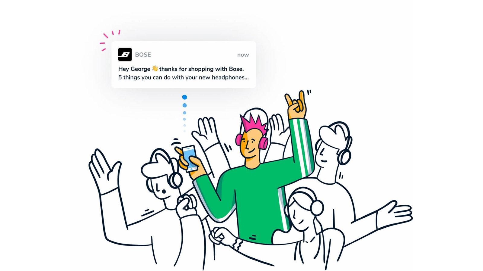 ユーザーに合わせたプッシュ通知を送信するOneSignal