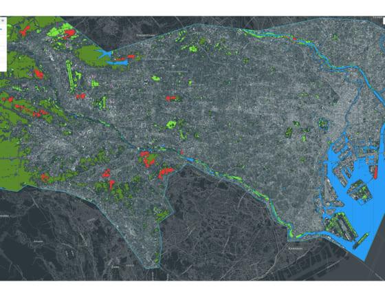 車の台数まで測定。衛星などの地理空間データをAIで解析し、地球上の「活動」を分析するOrbital Insight