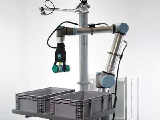 ロボットが自動でピッキング。物流を省人化・自動化するRightHand Robotics