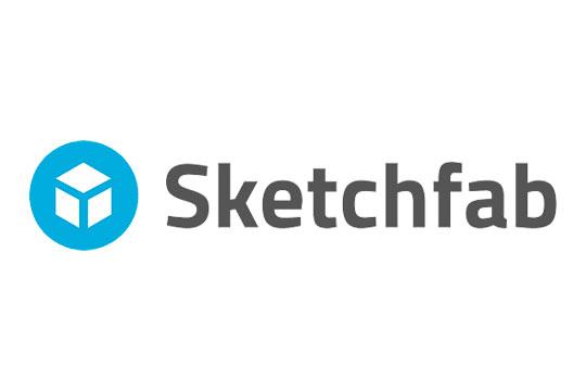 世界最大の3Dコンテンツ共有プラットフォームSketchfab