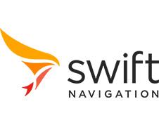 1センチ単位の精度を誇るGPSを提供するSwiftNavigation