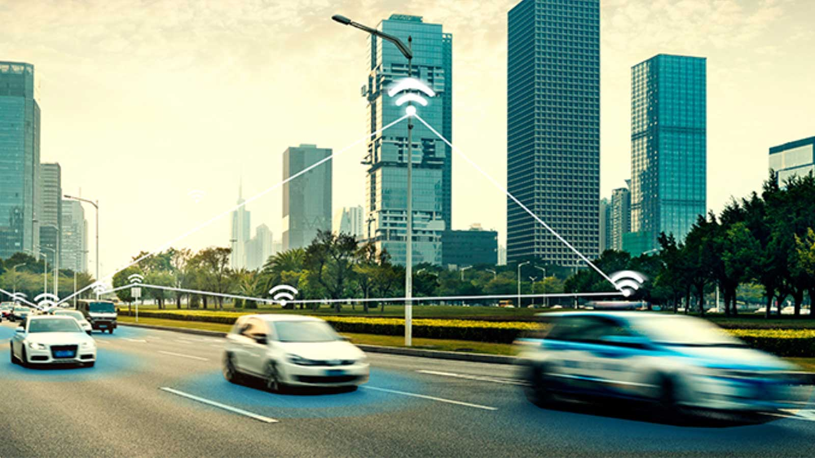 モノと車のシームレスなネットワーク接続を実現するVeniam