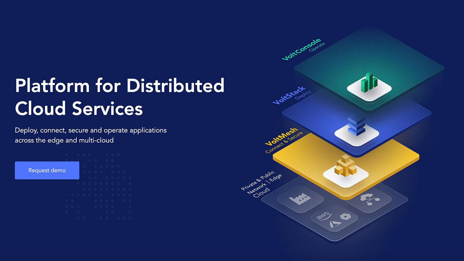 分散され複雑化するインフラ、アプリ、データを一元的に管理するVolterra